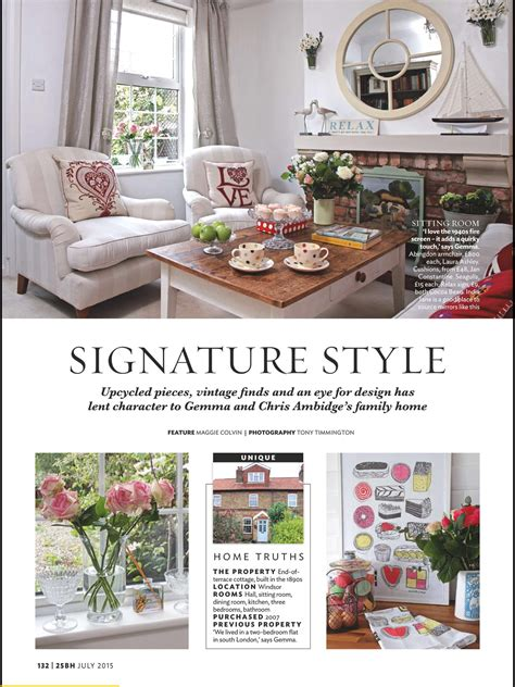 homes magazine 25 beautiful homes magazine july 2015