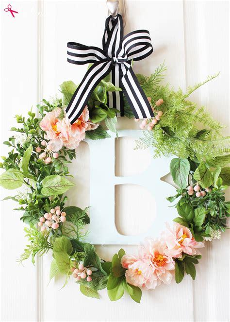 spring wreaths diy 25 beautiful diy spring wreaths honeybear lane