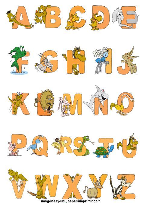 imagenes de animales por abecedario abecedario de animales en ingl 233 s para imprimir imagenes y