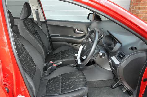Interior Kia Picanto Kia Picanto Review 2017 Autocar
