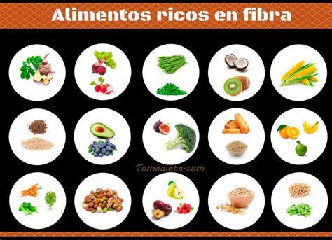 la fibra esencial  el organismo como consumirla