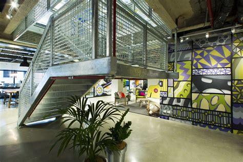 design interior facebook facebook s new sydney offices by siren design officelovin