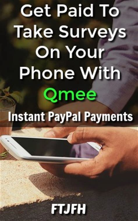 Pay Me To Take Surveys - qmee app review another paid survey app scam full time job from home