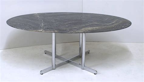 oval dining tables for sale oval marble dining table or desk for sale at 1stdibs