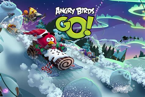 angry birds go android gamepad games