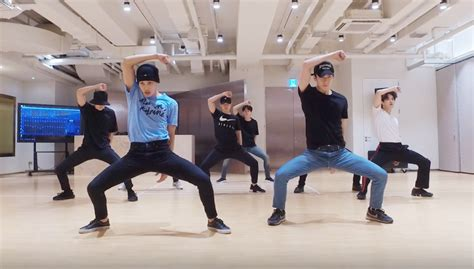 exo the eve exo releases choreography video for quot the war quot b side quot the