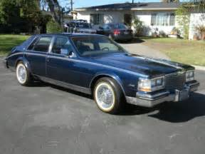 1982 Cadillac Seville For Sale Purchase Used 1982 Cadillac Seville Base Sedan 4 Door 4 1l