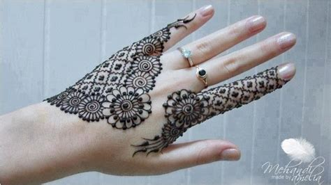 mehndi back design 2016 35 new easy and simple mehndi henna designs for beginner