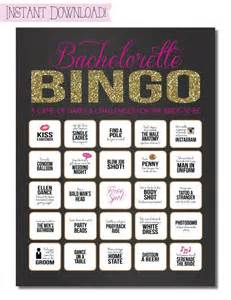 bachelorette bingo template 7 bachelorette to get the started more