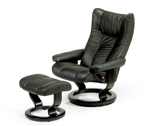 Stressless Wing Swivel Recliners Wharfside Furniture