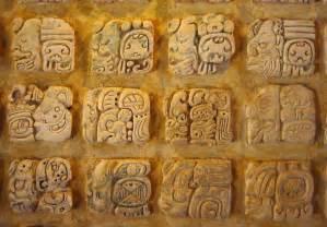 Although most mayan languages utilize the latin alphabet maya writing