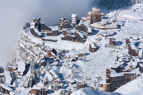 Avoriaz hiver   Arts et Voyages