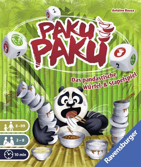 Bor Paku paku paku review with tom vasel boardgamegeek