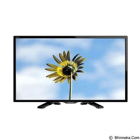 Tv Led Sharp Bulan Desember jual sharp 24 inch tv led lc 24le175i harga tv 19 29 inch murah di bhinneka