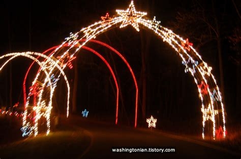 seneca park lights 워싱턴 디씨의 다양한 정보 winter lights at seneca creek state park