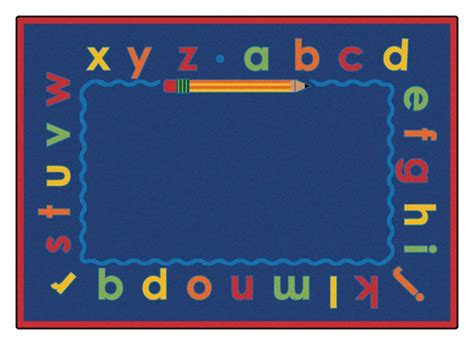 alpha rug lowercase alpha rug factory second rectangle 5 5 quot x 7 8 quot cfk5615 carpets for