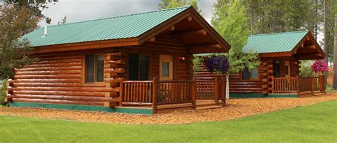 Amish Log Cabins by Montana Log Homes Amish Log Builders Meadowlark Log