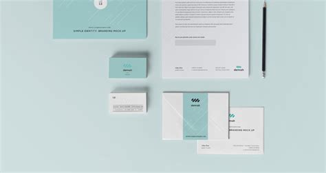 branding layout free download stationery branding mock up vol 1 2 psd mock up