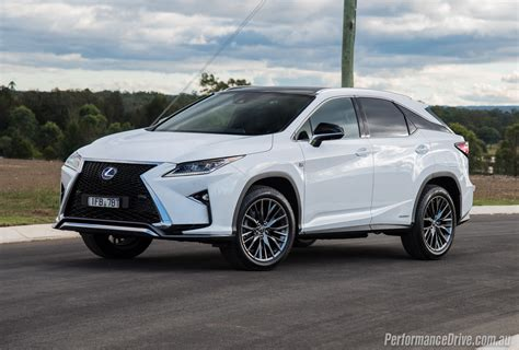 lexus rx 450 2017 2018 best cars reviews