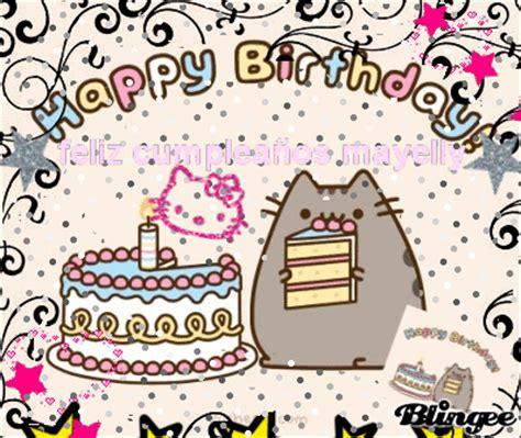 imagenes feliz cumpleaños amiga anime feliz cumplea 241 os fotograf 237 a 130424112 blingee com