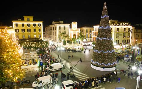 illuminazione natalizia sorrento illuminazione natalizia la tecno service di santa