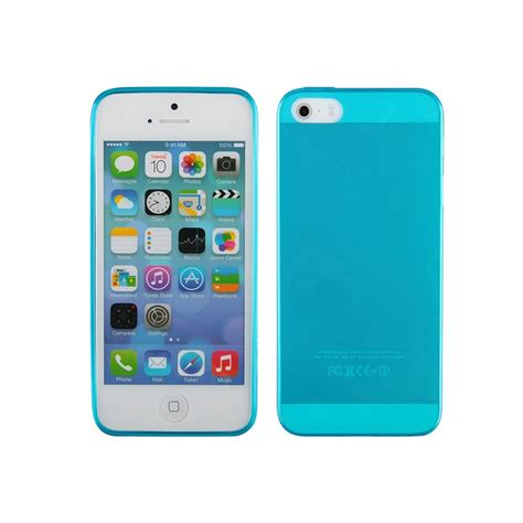 Silicon Iphone 5 5s coque silicone pour iphone 5 et iphone 5s