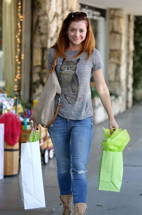 Style Alyson Hannigan by Alyson Hannigan Shops For Princess Dresses For
