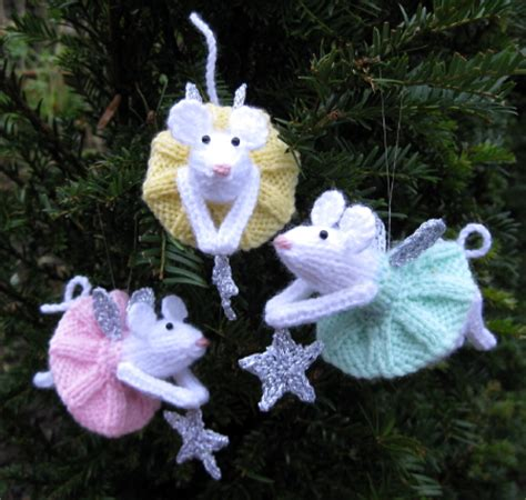 Nice Christmas Knitting Patterns For Dogs #9: FurryFairies.jpg
