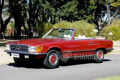 mercedes classic convertible sold mercedes benz 450sl convertible auctions lot 6