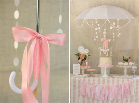 decorative umbrellas for centerpieces caroline s baby sprinkle project nursery