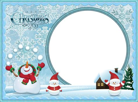 christmas blue transparent png frame gallery yopriceville high quality images