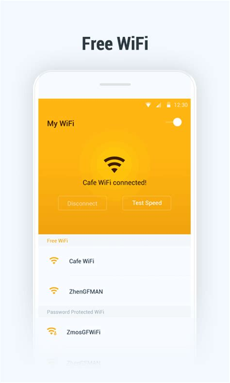 wi fi test my wifi free wifi speed test android apps on play