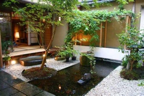 courtyard ideas 27 calm japanese inspired courtyard ideas digsdigs
