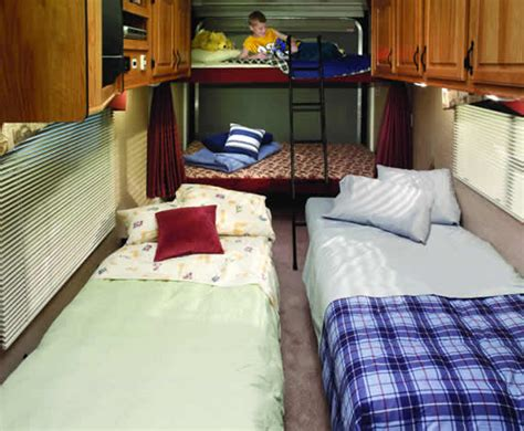 Travel Trailers With Bunk Beds Floor Plans 2006 Talon Zx Travel Trailer Jayco Inc