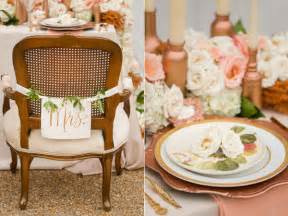 rose gold wedding ideas 183 ruffled