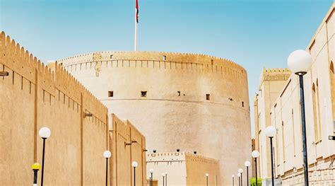 Nizwa Set omran set to operate nizwa fort oman observer