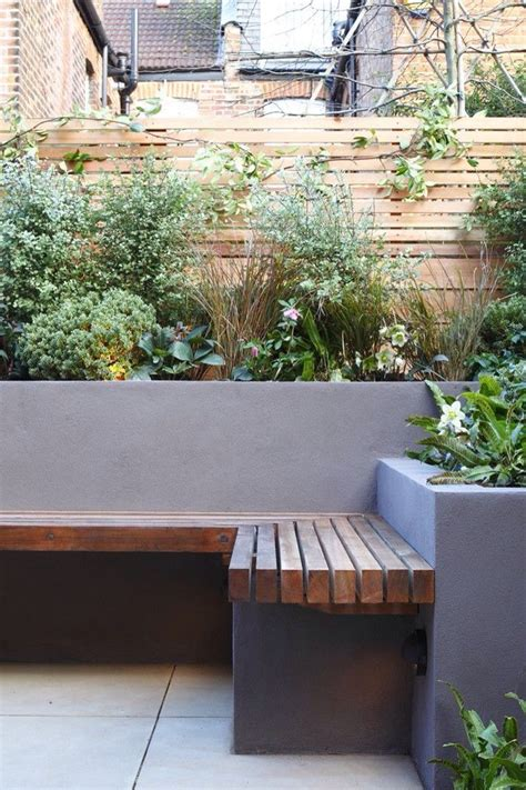 outdoor bench with planter boxes best 25 outdoor seating bench ideas on pinterest garden