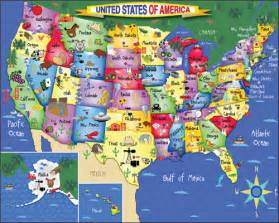 united states map quiz your child learns united states of america puzzle white mountain puzzles