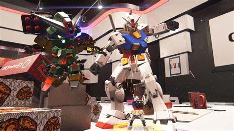 Ps4 Gundam Breaker 3 Edition Reg 3 ps4 ps vita exclusive gundam breaker 3 gets lots of 1080p