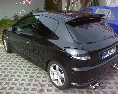 images for gt peugeot 206 s16
