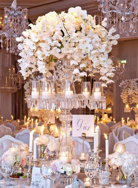 12 stunning wedding centerpieces part 17 receptions