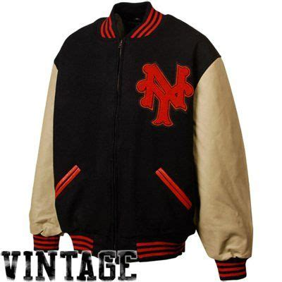 Jaket Bb Dc 1 mitchell ness new york giants cooperstown collection