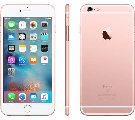 apple iphone 6s plus unlocked smartphone 16 gb ios 9 gold ebay