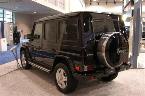 2004 mercedes suv 2004 mercedes g class suv news reviews msrp