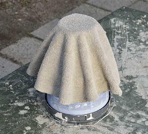 vasi fai da te vasi fai da te in quot stoffa quot e cemento come realizzarli