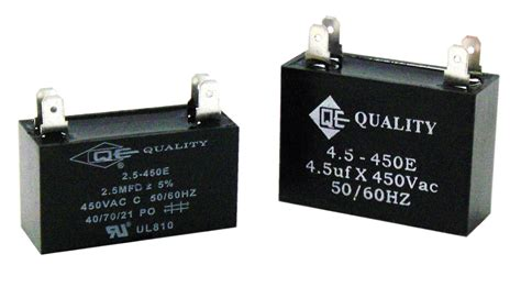 if a capacitor has 4 2 qe quality