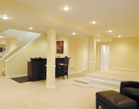 Basement Improvement by Basement Ideas Pictures