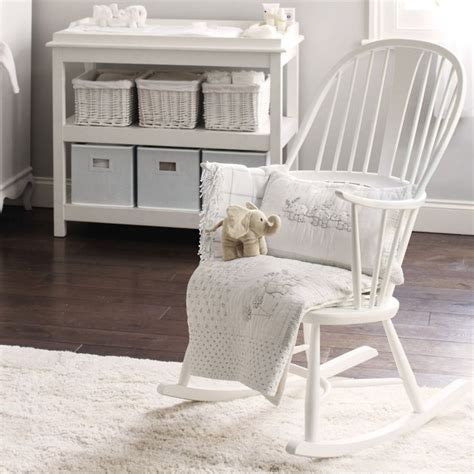 white rocking chair for nursery uk baby rocking chair white leather the land of nod autos post