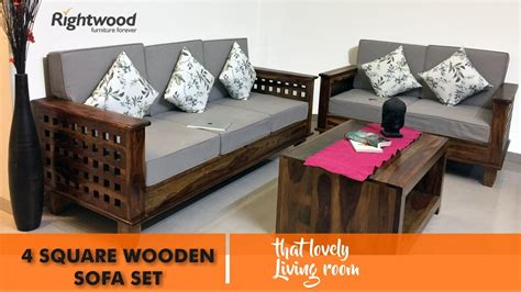 house furniture design in philippines sofa set designs 2017 2018 wooden four square by