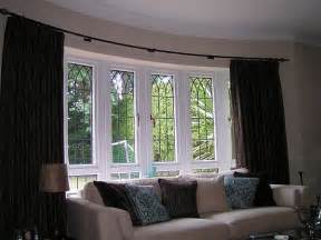 Curtain Ideas For Bow Windows How To Choose Curtains For Bay Windows